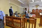 В зале суда по делу Япринцевых