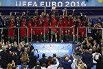 Чемпион Европы по футболу - сборная Португали