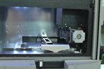 СПУТНИК_Першы расійскі прамысловы 3D-прынтэр на выставе Інапрам-2016