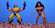Игрушки супергероев