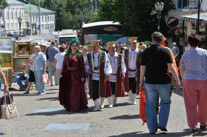 В день открытия Славянского базара