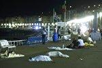 После нападения террориста на Ниццу в День взятия Бастилии