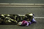 На месте трагедии в Ницце