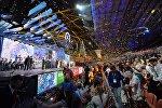 Церемония открытия фестиваля Славянский базар