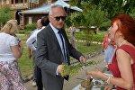 Министр культуры Беларуси Борис Светлов