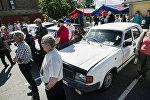 Аукцион по продаже автомобилей беженцев в Финляндии