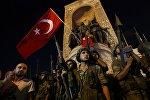 Турецкие военные в Анкаре