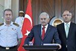 Премьер-министр Турции Бинали Йылдырым
