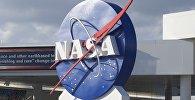 Лагатып NASA
