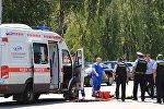 Стрельба в Алма-Ате