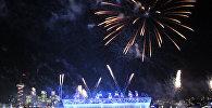 Адкрыццё АГ-2012 у Лондане