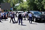 Антитеррористическая операция в Алма-Ате
