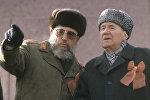 Андрей Андреевич Громыко и Фидель Кастро