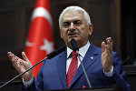 Премьер-министр Турции Бинали Йылдырым, архивное фото