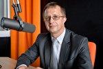 Владимир Нестерович на радио Sputnik Беларусь