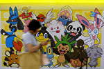 Герои игры Pokemon Go