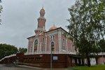 Соборная мечеть в Минске на улице Грибоедова