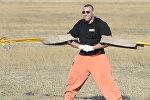 Белорусский силач  Шимко удержал на земле два взлетающих самолета