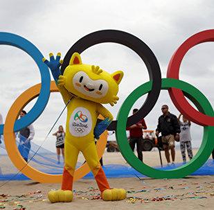 Талисман Олимпийских игр в Рио-де-Жанейро