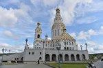 Минский храм-памятник в честь всех святых