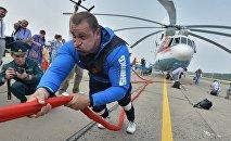 Кирилл Шимко сдвинул с места вертолет Ми-26