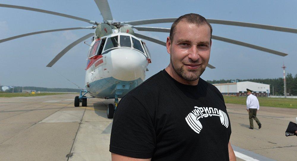Беларускі асілак Кірыл Шымко