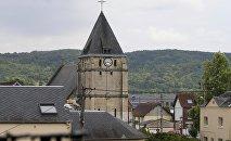 Церковь Сент-Этьен-дю-Рувре