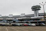 Панорама Национального аэропорта Минск
