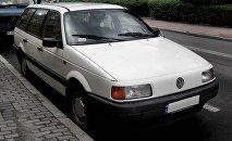 Пропавший в Гродно автомобиль