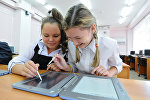 Школьникам эксперименты с электронными книгами нравятся
