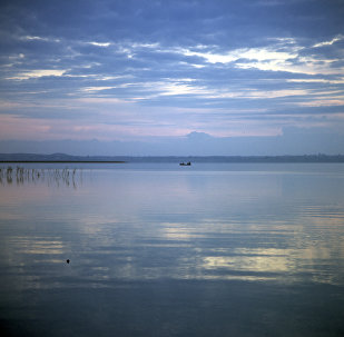 Возера Нарач, архіўнае фота