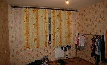 Квартира, в которой были убиты дети
