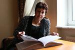 Интервью писательницы Дины Рубиной, посвященное выходу ее новой книги Окна