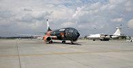 Самолет от Belavia и World of Tanks прибыл в родной порт!