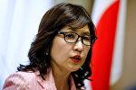 Глава политического совета Либерально-демократической партии Томоми Инада
