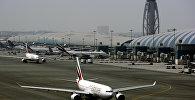 Международный аэропорт в Дубае