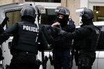 Полиция Франции, архивное фото