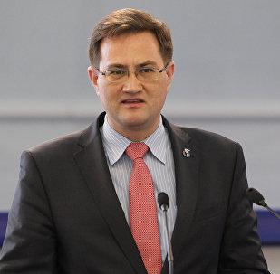 Вице-президент НОК Беларуси Максим Рыженков