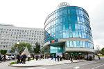 Офис банка БелВЭБ в Минске