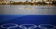 Спортсмены тренируются перед Олимпиадой
