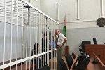 Обвиняемая Екатерина Пашук с адвокатом
