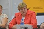 Начальник управления защиты прав потребителей и контроля за рекламой Минторга Ирина Барышникова