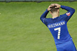 Французский футболист Антуан Гризманн