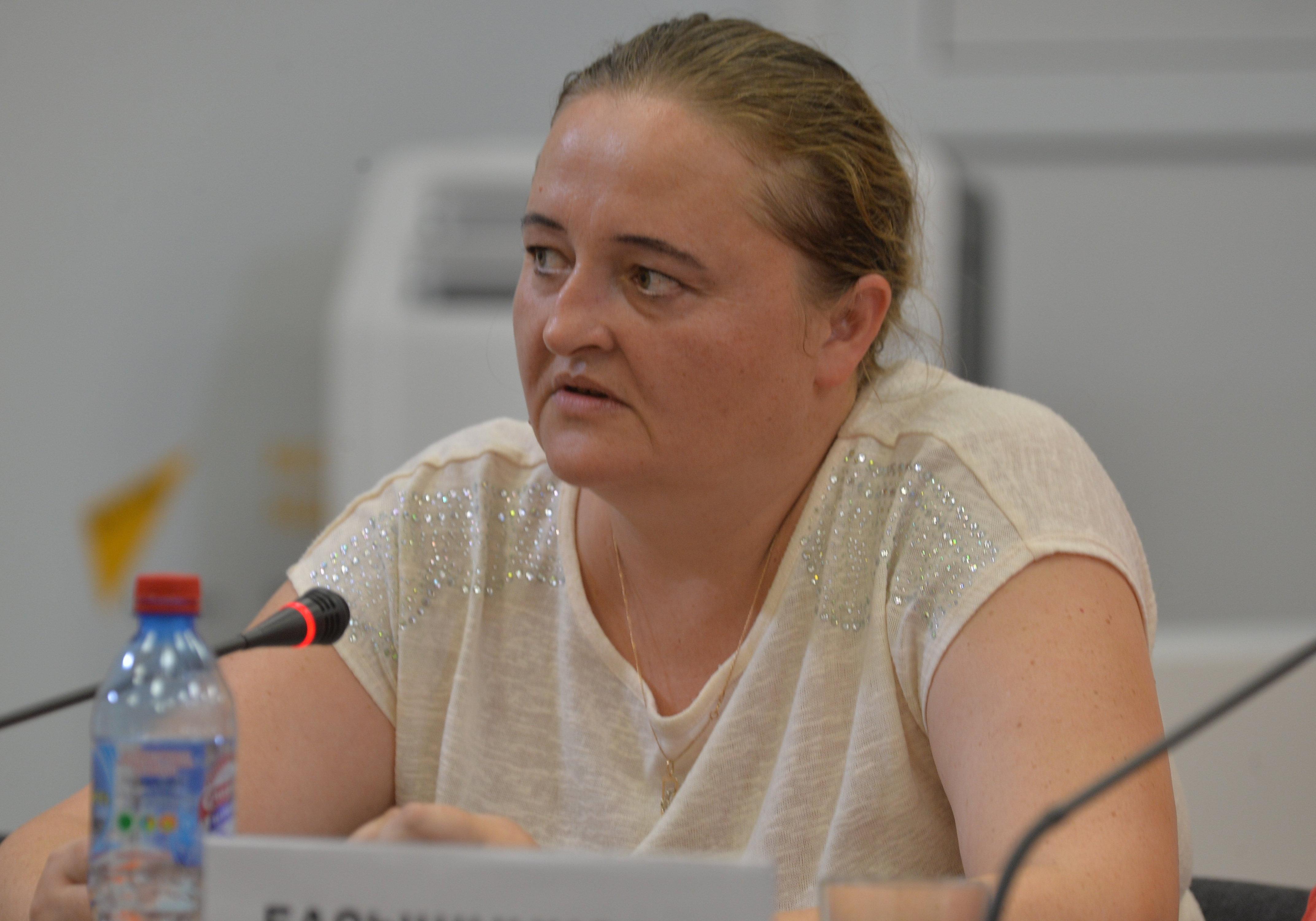 Заместитель руководителя ОО Белорусское общество защиты потребителей Тамара Бельская