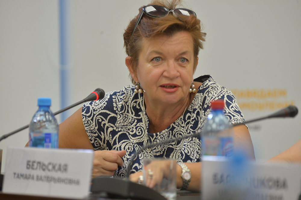 Психолог Елена Осипова
