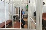 Обвиняемая Екатерина Пашук в суде