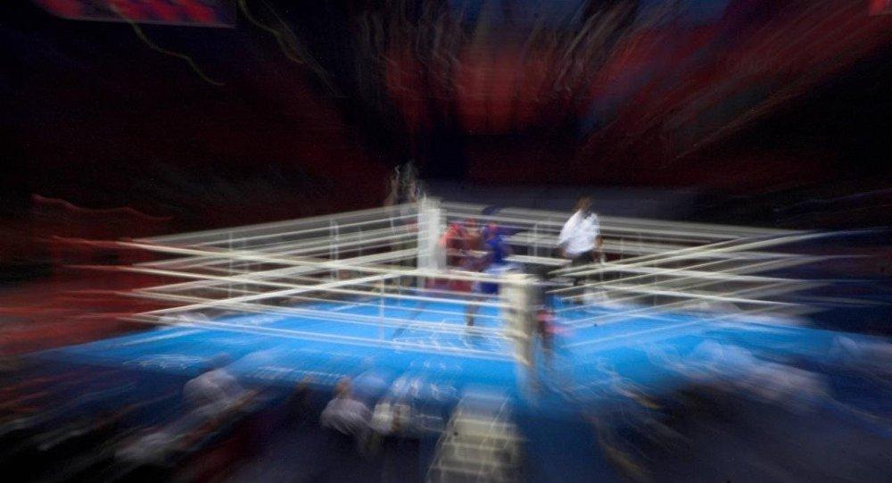 ВРио арестован за соблазнительные домогательства боксер изМарокко
