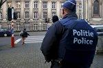 Бельгийский полицейский