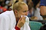 Белорусская баскетболистка Елена Левченко