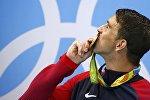 Олимпийский чемпион в плавании Майкл Фелпс